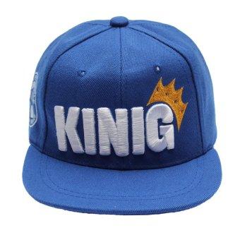 Boy Girl Kids Children Infant Hat Adjustable Baseball Snapback Cap Hip-hop Sport - intl