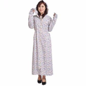 Áo chống nắng toàn thân thiết kế 2 lớp vải Dma store