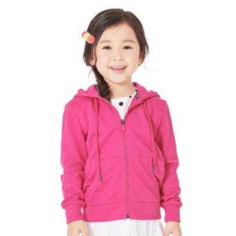 Áo khoác bé gái Lime Orange LO6100003 (Hồng)