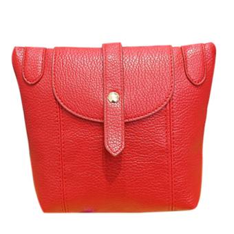 2016 new ancient Shell package Satchel Cross Body Tote Handbag(red) - intl
