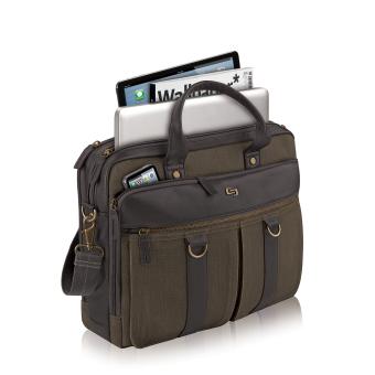 Túi Xách Laptop Solo 15.6″ Bradford (EXE335-3)