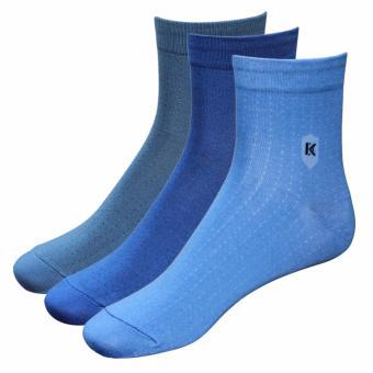Combo 3 đôi tất-vớ nam Cotton công sở Donakein- High quality products of Vietnam