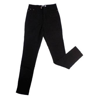 Quần dài nữ SoYoung WM SKINNY jeans 003 DEN (Đen)