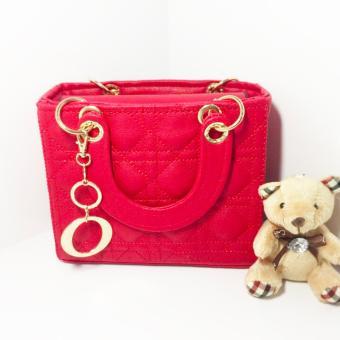 Túi xách tiện lợi cho quý cô PKSR NV405 (Đỏ)
