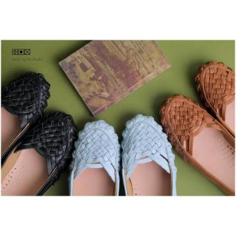 Giày mọi Next da đan rọ