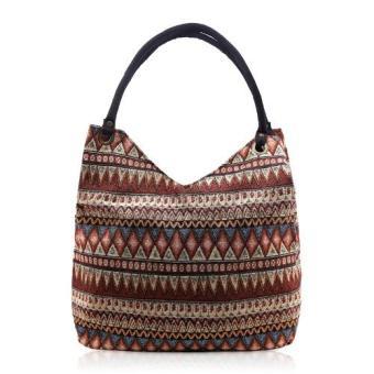 Túi xách thổ cẩm Hoian Gifts HA-4G