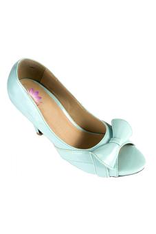 Giày cao gót Tai Loi TL-267 (Xanh)