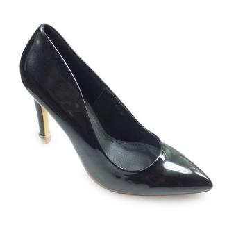 Giày bít nữ cao gót 9f
