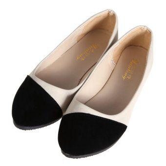 Women's Ballet Single Shoes (Black) - intl