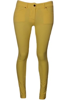 Quần dài skinny jeans nữ chun co dãn SoYoung WM SKINNY jeans 002 Y_x000D_ (Vàng)