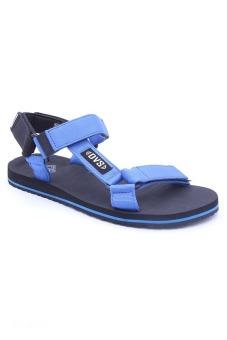 Giày sandals nam DVS MF130 (Xanh dương)
