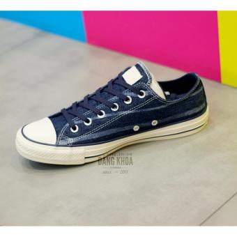 Giày Converse cao cáp Denim 153916 (Thấp)