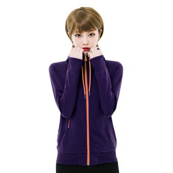 Áo khoác nữ Lime Orange LO5100001 (Tím)