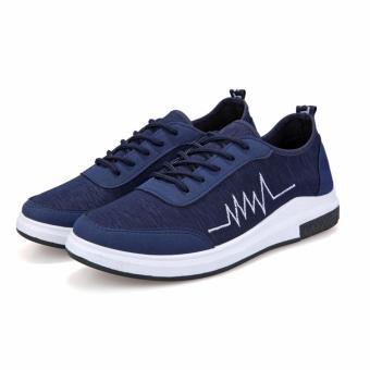 Giày Casual nam Rozalo RMG41702X - Xanh