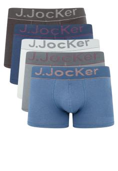 Bộ 5 Quần Lót Nam Boxer Cotton 4 Chiều Cao Cấp Lstyle