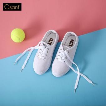 Giày Sneaker Nữ Thời Trang OSANT - SN001 (Trắng)