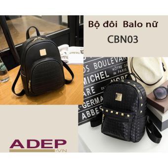 Bộ đôi Balo Nữ CBN03