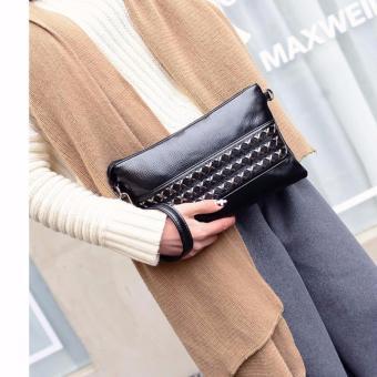 Túi xách thời trang da mềm Sper1(ĐEN)
