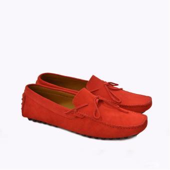Giầy mọi nam JOURNEY (Size 40 - màu đỏ)
