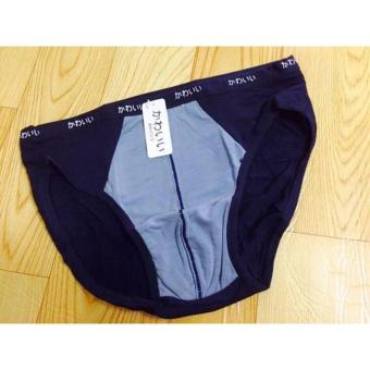 Bộ 3 quần lót nam xuất Nhật loại 1 SNN202 (nhiều màu)
