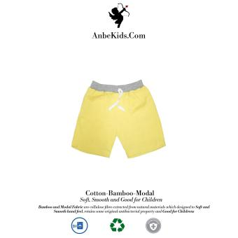 Baby Yellow Short 1y
