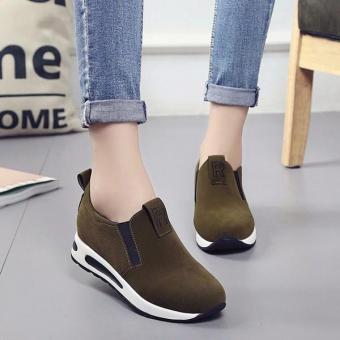 Giày thể thao nữ R hàng nhập LN1238 (Xanh đậm)