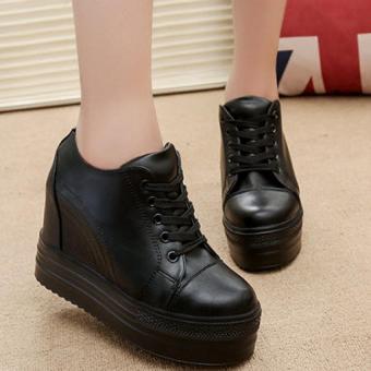 Giày bánh mì đế độn BM025D