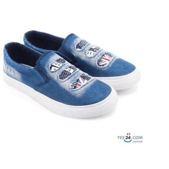 Giày thể thao nam AZ79 MNTT0140014A1(Xanh Đậm)