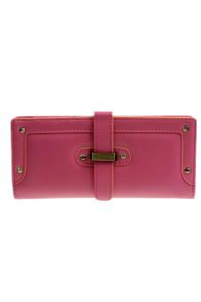 Fashion Design Lady Purse (Pink) - intl