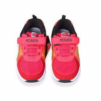Giày thể thao bé trai McQueen 0013 Cars từ 3-7 tuổi (đỏ)