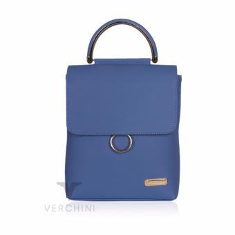 Balo Verchini màu xanh lam 004121