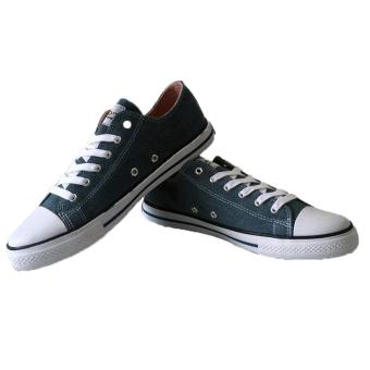 Giày sneaker nữ cổ thấp CODAD CANVAS KARO'S (Denim)