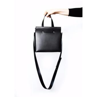Túi xách nữ cao cấp da thuộc Shoulder Bag LDD0111 (DA NHẬP KHẨU)