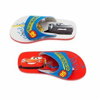 Dép kẹp bé trai Disney Pixar Cars Flip Flops for Kids