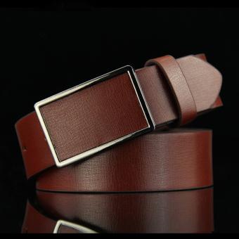 Thắt lưng da nguyên tấm dành cho nam CTN06