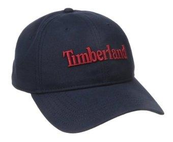 Mũ (nón) thể thao nam màu navy Timberland Men's Baseball Cap (Mỹ)