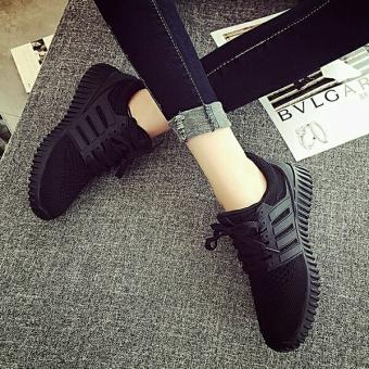 Giày thể thao nữ (Đen)