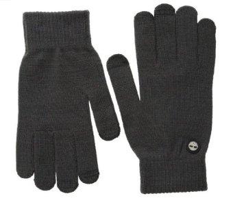Găng tay len xám nam có thể dùng thiết bị cảm ứng Timberland Men's Magic Glove with Touchscreen Technology (Mỹ)