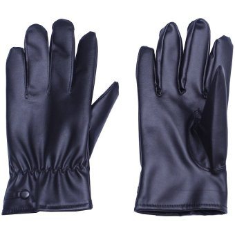 Găng tay da nam SoYoung men gloves 002 B LTH