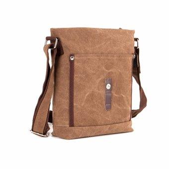 Túi xách Nam đeo chéo BLD192 (Nâu)
