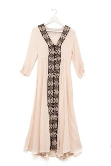 Free People Journey To The Horizon Dress (White)