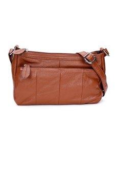 Túi nữ đeo chéo da thật giatotg90 GT5638-2 (Da bò)