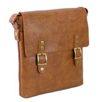 Túi đeo chéo Lata IP02 (Bò nhạt)