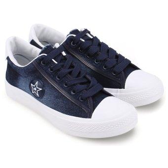 Giày thể thao nam AZ79 MNTT0130003A1 (Xanh đậm)