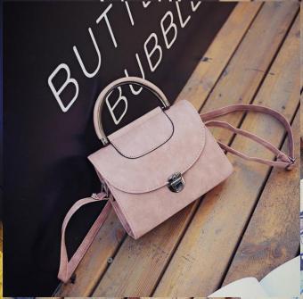 Túi đeo vai nữ phong cách Hàn Quốc mẫu T29 (Mầu hồng )