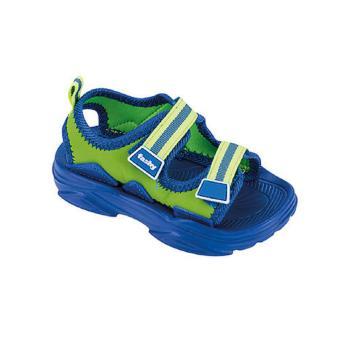 Giày Sandal Trẻ Em Moshira (Xanh Dương Xanh Lá)