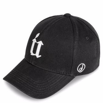 Nón Lưỡi Trai Thời Trang IU Julie Caps & Hats JLC171DIU - ĐEN