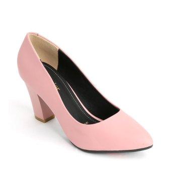 Giày cao gót FA907 - Hồng