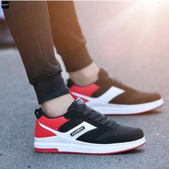Giày Sneaker Thời Trang Nam Zapas – GS075 ( Đỏ )