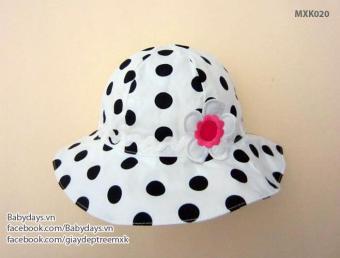 Mũ thời trang trẻ em MXK020